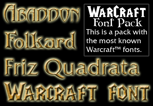 Warcraft III Tool resource