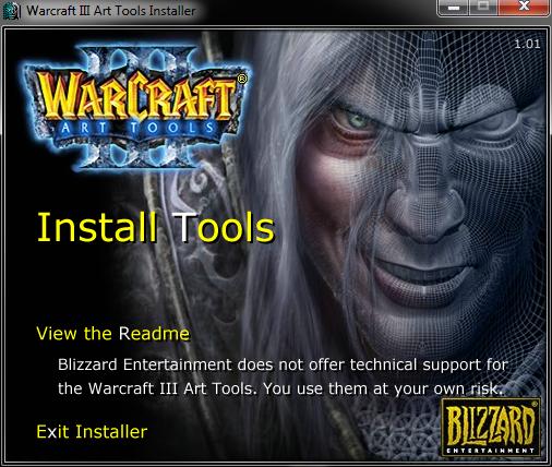 Warcraft III tool