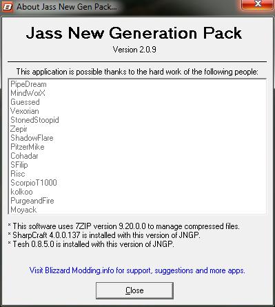"""""""JNGP 2.0.9"""""""