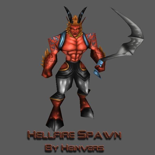 Hellfire Spawn