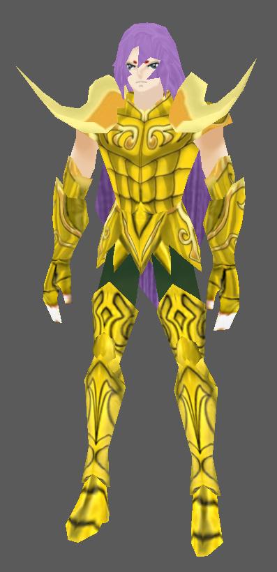 Gold Saints: Aries