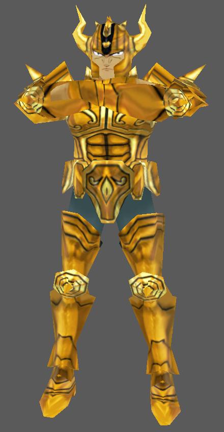 Gold Saints: Tauro