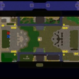 Warcraft III Map