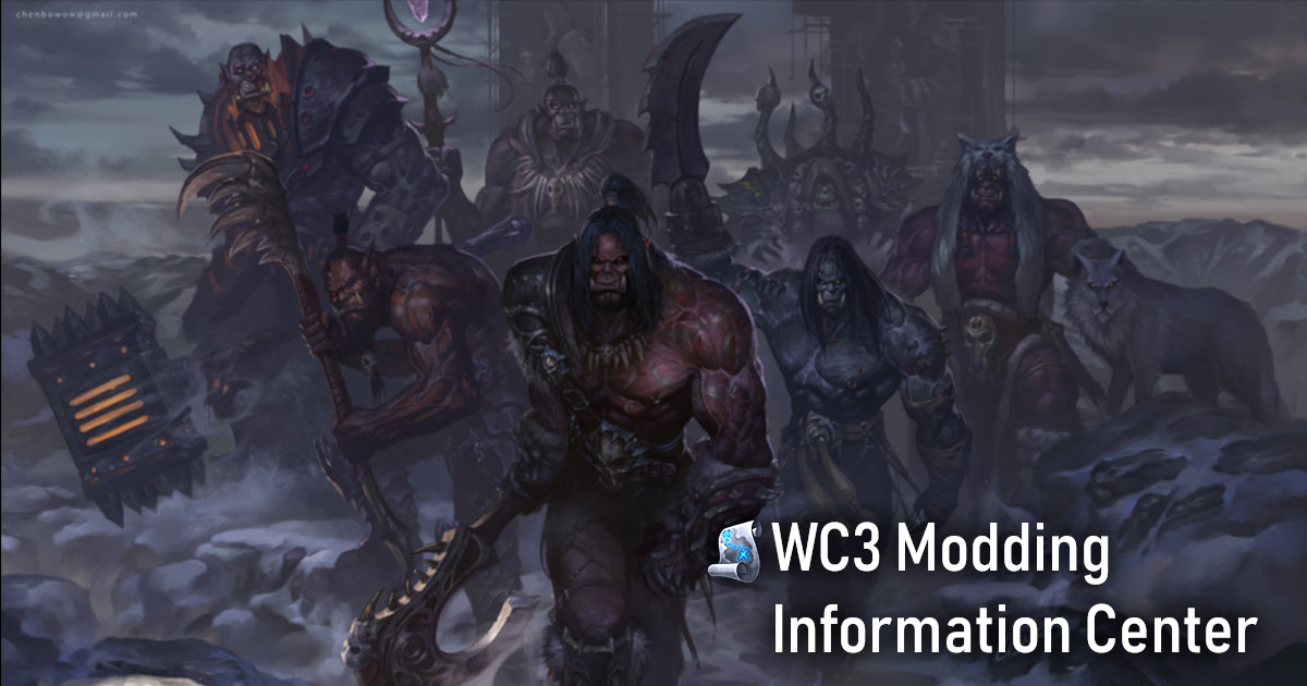 HoS) Heart of the Storms models    - Warcraft III Modelling - WC3